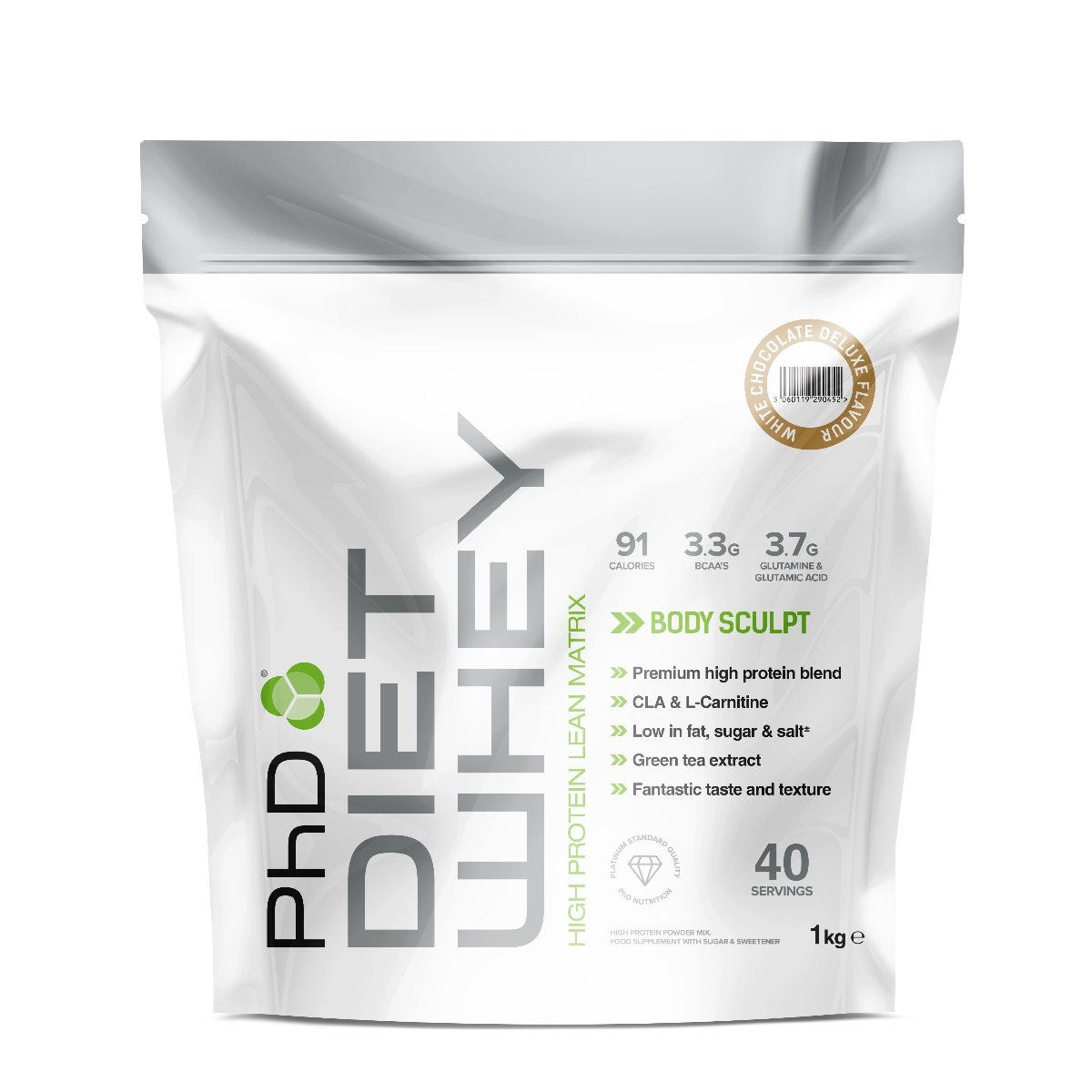 Diet Whey 1kg White Chocolate Deluxe
