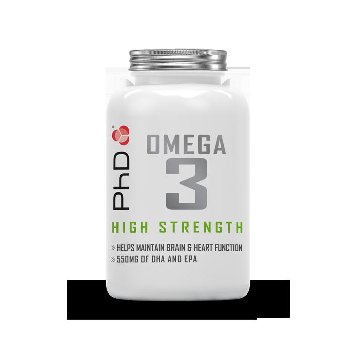 Omega-3 Softgel Capsules