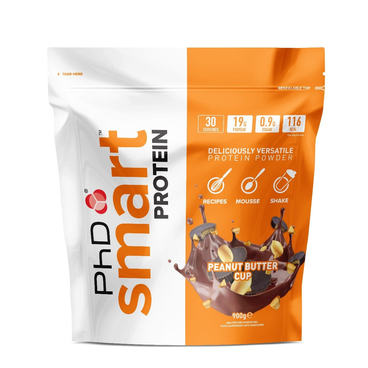 Smart Protein Peanut Butter Cup 900g