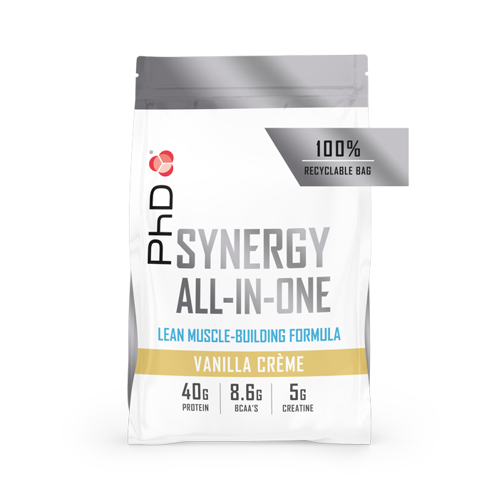 Synergy All-in-One Protein