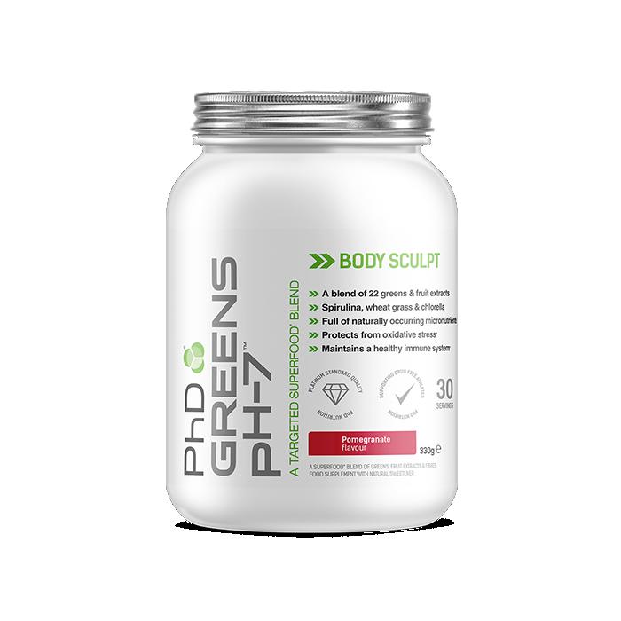 Greens pH-7