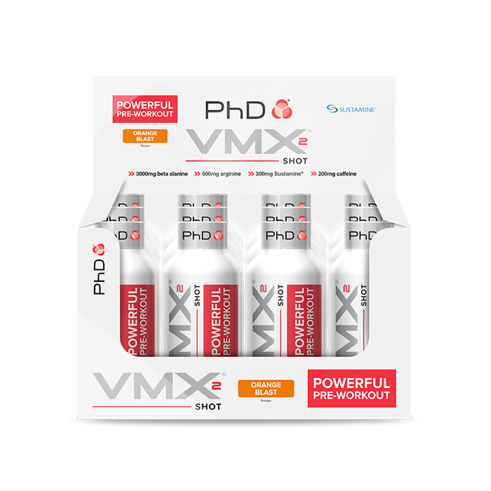 VMX2® Shot Orange - 12 pack