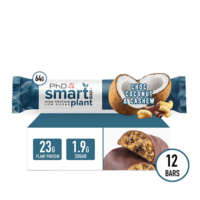 Smart Protein Plant bar