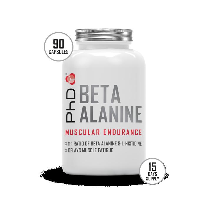 Beta Alanine Capsules (90)