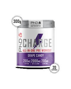 Charge Pre Workout Powder
