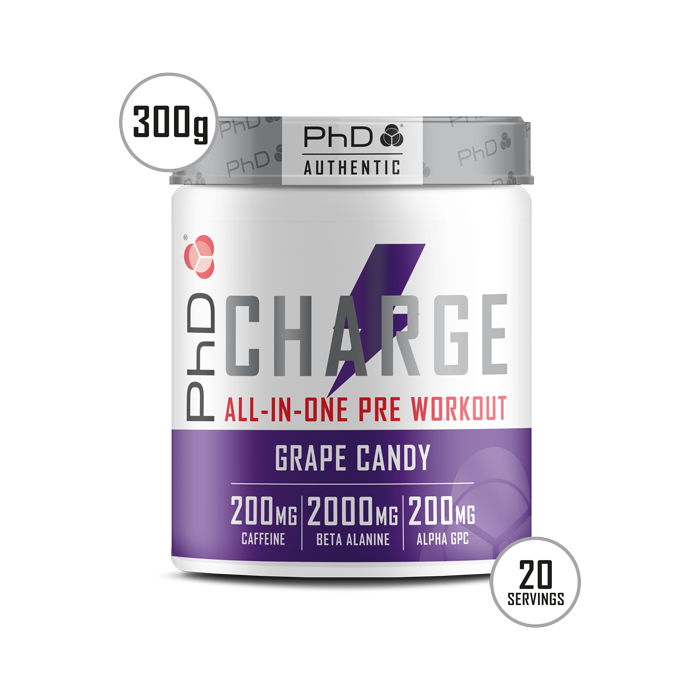 Charge Pre Workout Powder