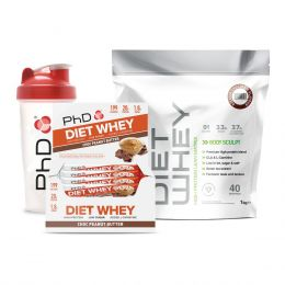 Diet Whey & Bar Bundle