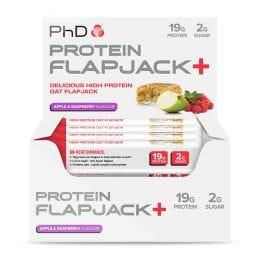 Protein Flapjack+ - 12 pack