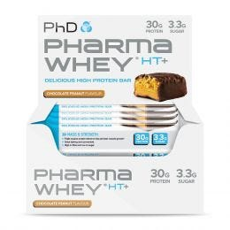Pharma Whey HT+ Bars - 12 x 75g
