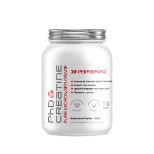 Micronised Pharmaceutical Creatine Powder 550g
