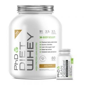 Diet Whey + Lean Degree Max Strength Bundle