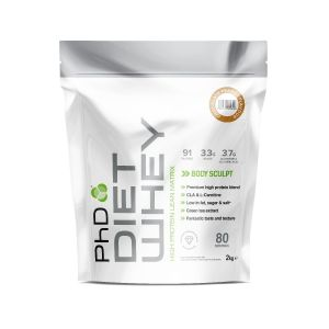 Diet Whey Protein 2kg Chocolate Peanut