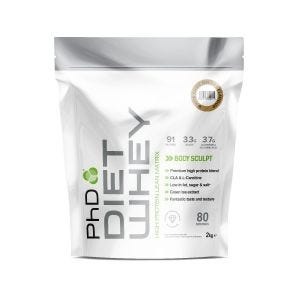 Diet Whey 2kg Pouch White Chocolate