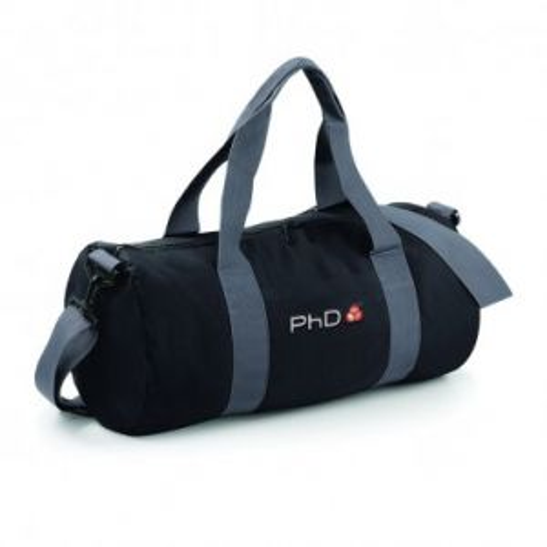 PhD Nutrition Barrel Bag