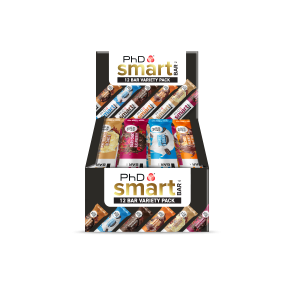 Smart Bar Variety Box - 12 pack
