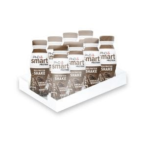 Smart Protein Shake - Chocolate Brownie 8 x 330ml