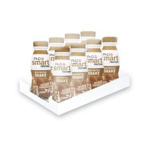Smart Protein Shake - Salted Caramel - 8 x 330ml
