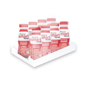 Smart Protein Shake - Strawberry Cheesecake - 8 x 330ml