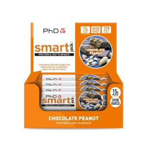 Smart Jack Chocolate Peanut - 12 pack