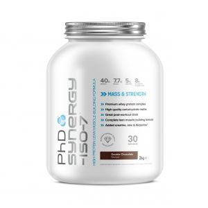 Synergy-ISO-7- 2Kg Double Chocolate Cookie