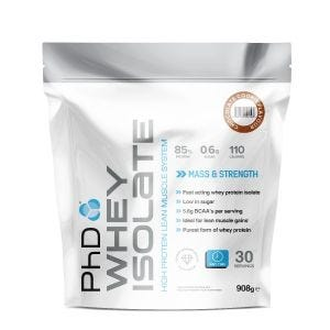 Whey Isolate Chocolate Cookie 908g
