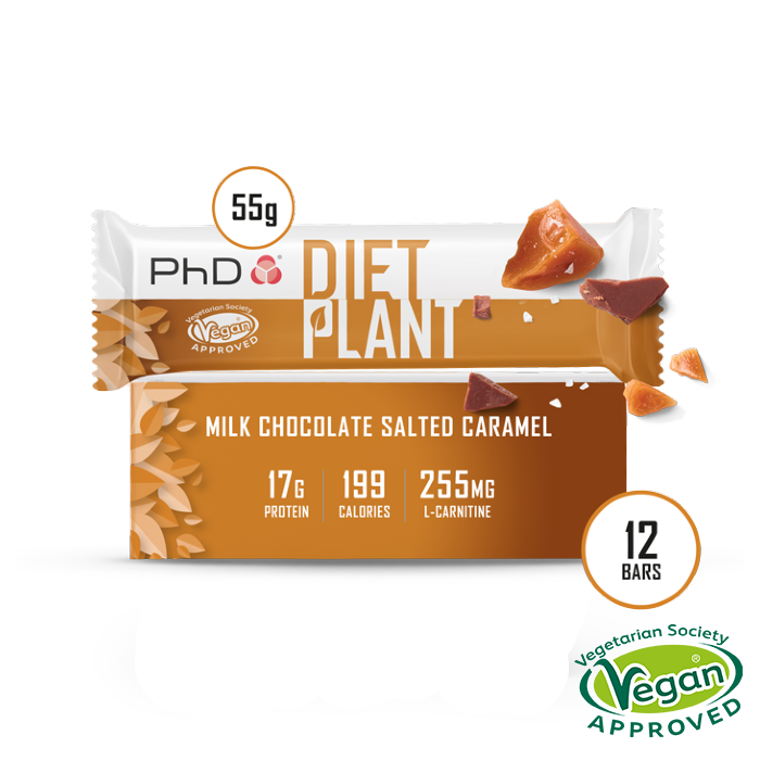 Diet Plant Bars - 12 Pack