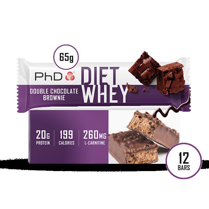 Diet Whey Bars -12 Pack
