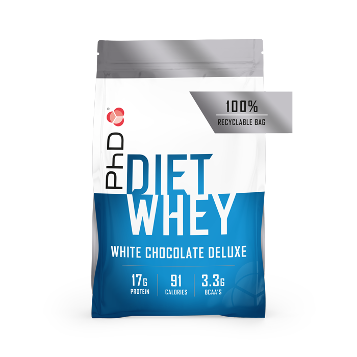 Diet Whey White Chocolate Deluxe