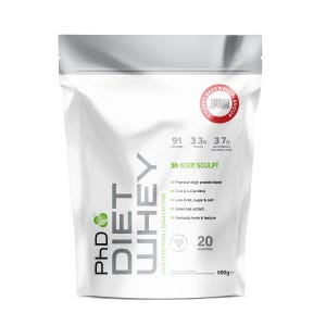 Diet Whey 500g Cherry Bakewell