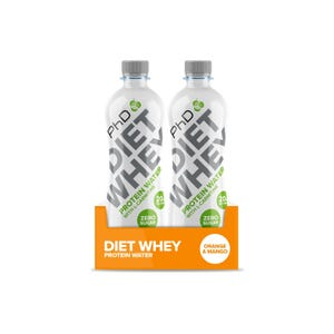Diet Whey Protein Water Orange & Mango (8 x 500ml)