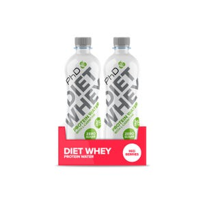Diet Whey Protein Water Red Berries (8 x 500ml)
