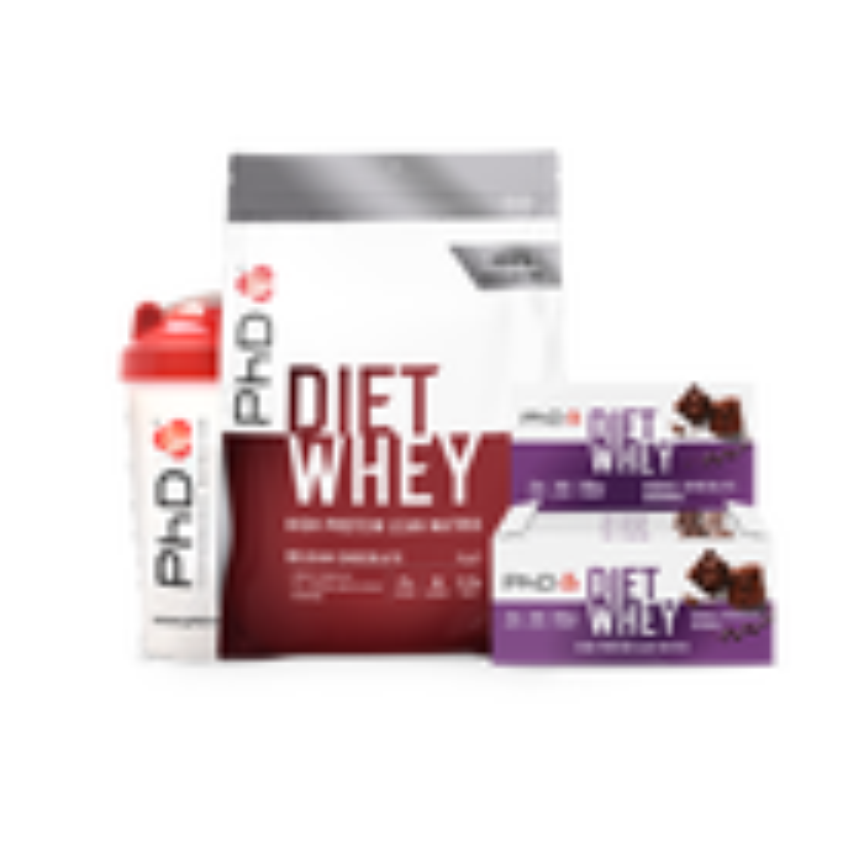 Diet Whey & Bar Bundle