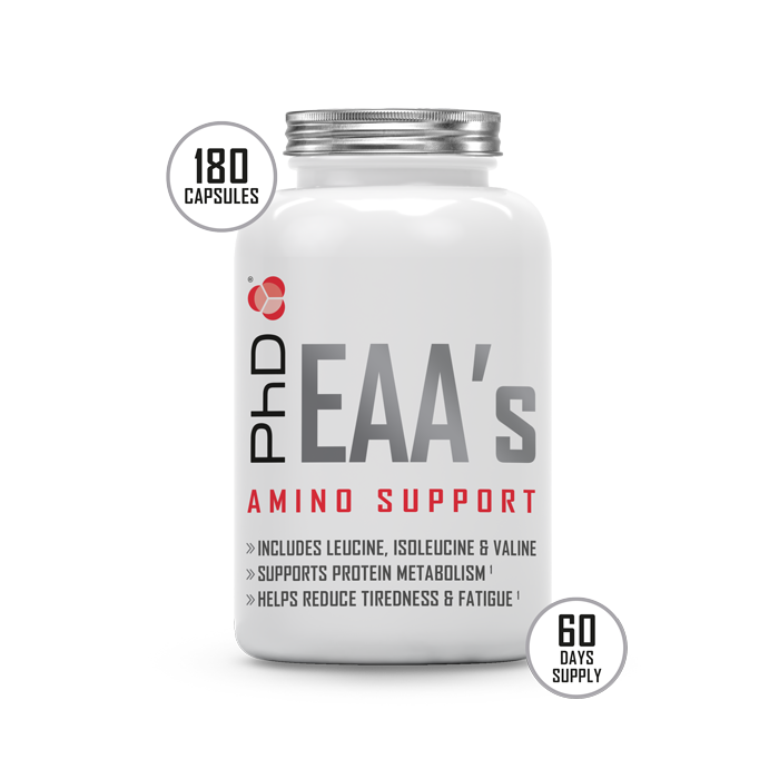 Amino Support Tablets (180)