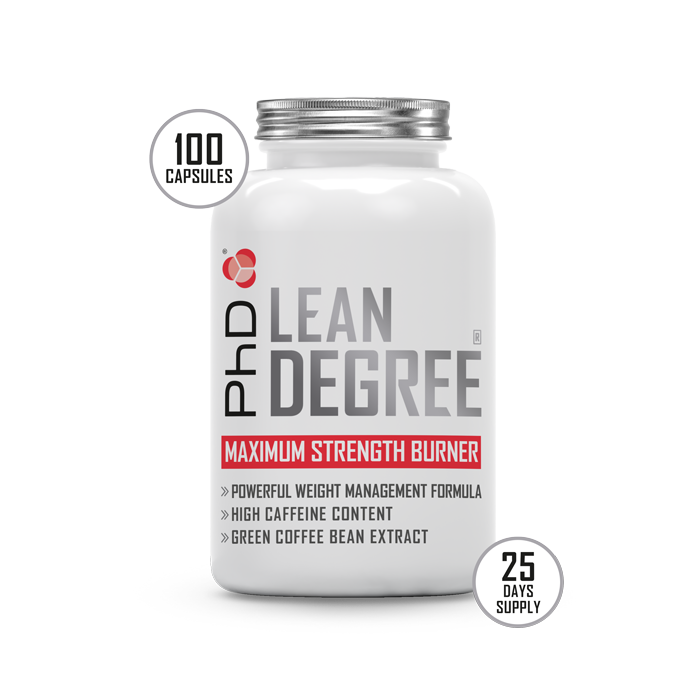 Lean Degree Maximum Strength 100 caps