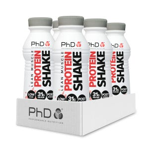 Lean Muscle Protein Shake 500ml - 6 Pack