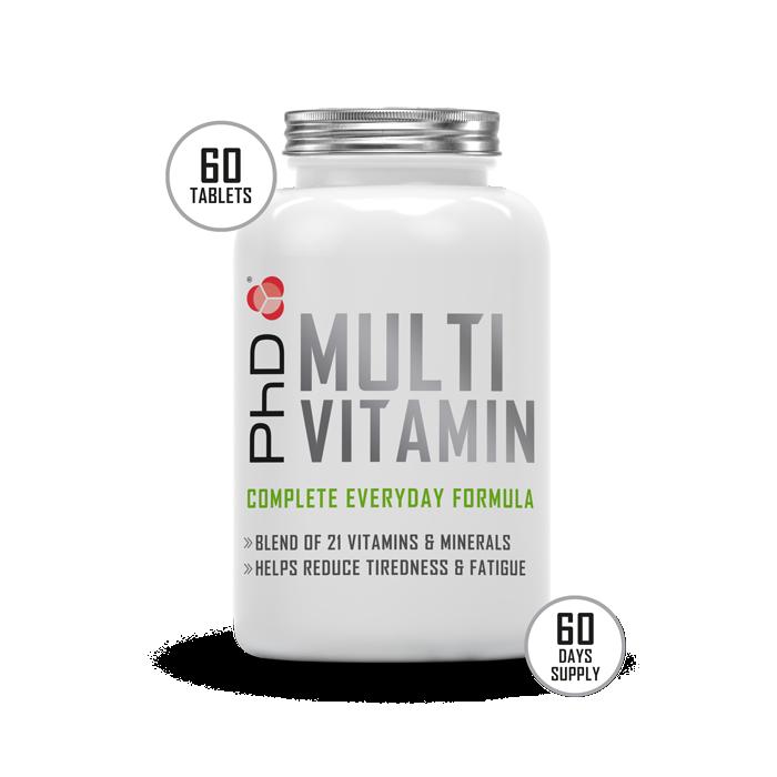 Advanced Multi-Vitamin Tablets (60 Day Supply)