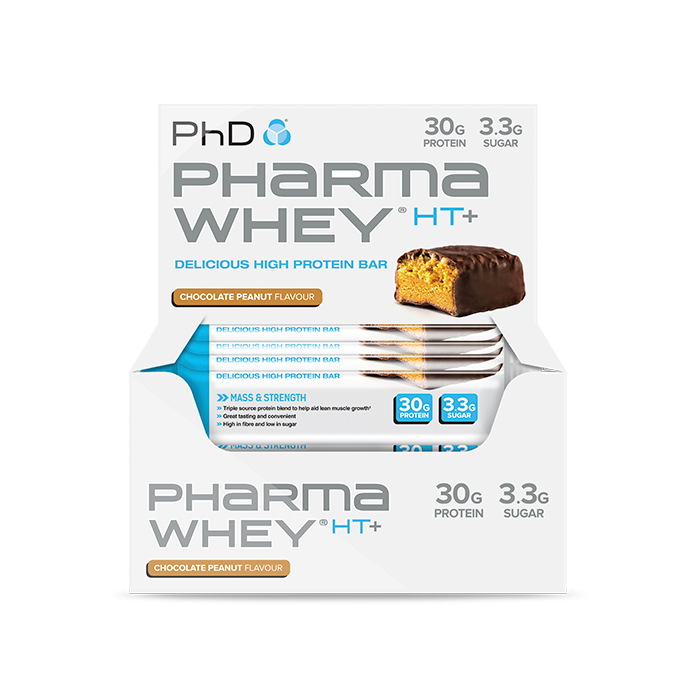 Pharma Whey HT+ Bars