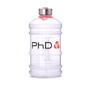PhD Nutrition 2.2 Litre Water Bottle
