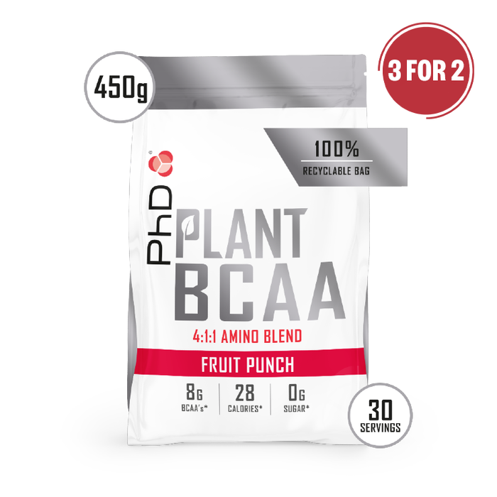 Plant BCAA 450g Pouch