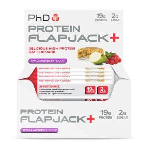 Protein Flapjack+ 12 Pack
