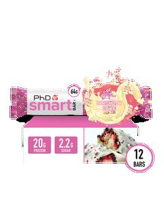 Smart Bar Proteinriegel (12 Riegel)